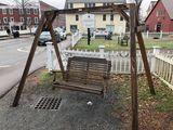 Lamoille Woodcraft PT Swing