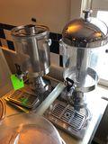 (2) Cold Beverage Dispensers
