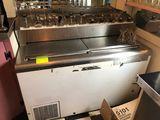 Dip Cabinet w/ Flavor Dispensing Unit