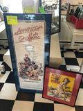 (2) Vintage Movie Posters