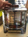 Vintage Seeburg Wall-O-Matic Tabletop Jukebox