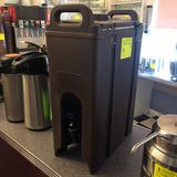 Cambro Insulated Poly Drink Dispenser
