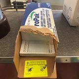 Partial Box Of Guest Checks