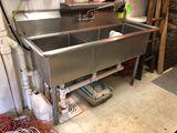 SS 3-Bay Sink