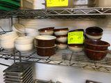 (29) Asst. Soup Bowls