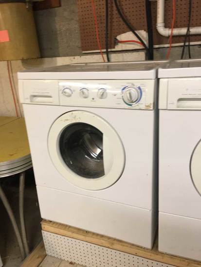 Frigidaire Front Load Washer
