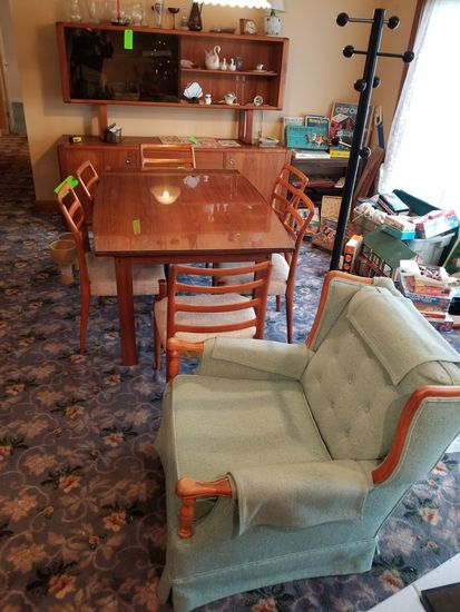 Asst. Dining Room Furniture