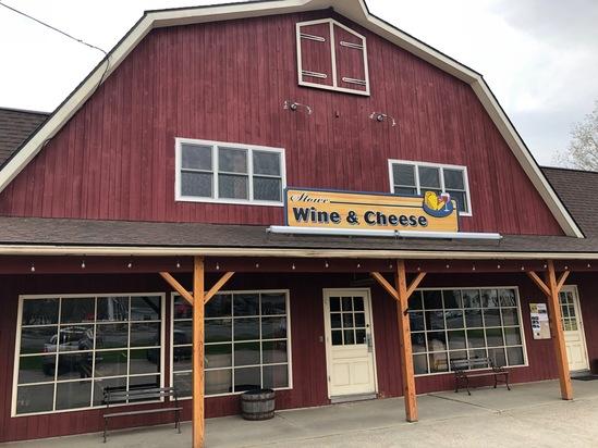 Stowe Wine & Cheese