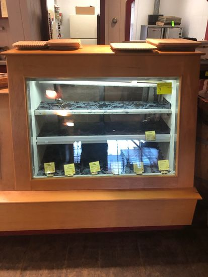 Coldin Cabinet Co. Refrigerated Display Cabinet