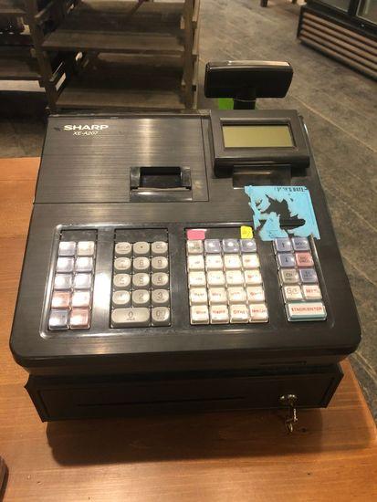 Sharp Digital Cash Register