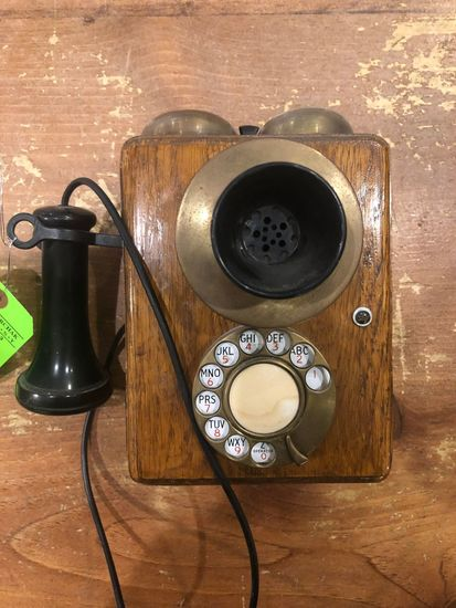 Automatic Electric Co. Vintage Automatic Electric Telephone