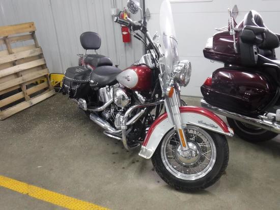 2004 Harley Davidson Heritage Classic