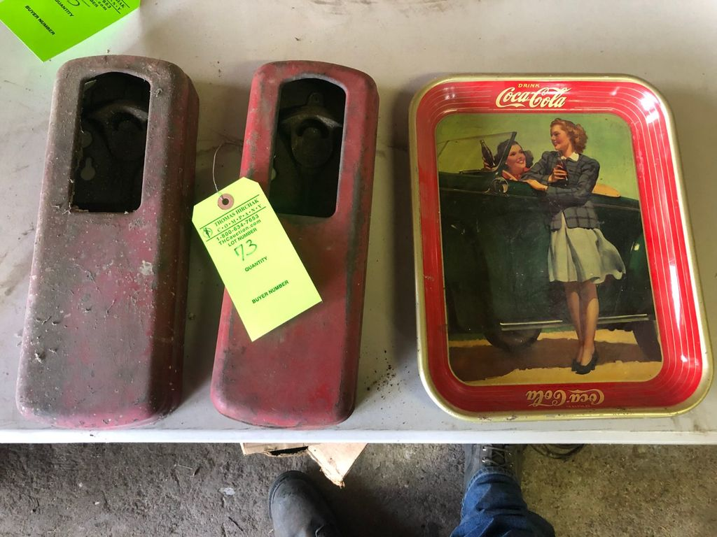 Coca Cola Related Items