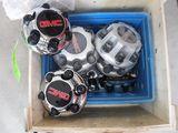 Chevy & GMC Lug Nut / Rim Covers
