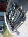(7) Rear Truck Bumpers