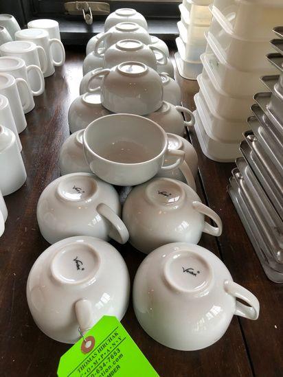 (19) Vertex Tea Cups