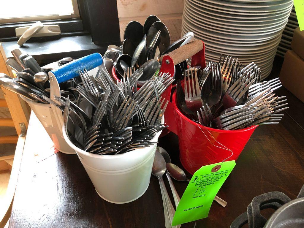 Asst. Cutlery