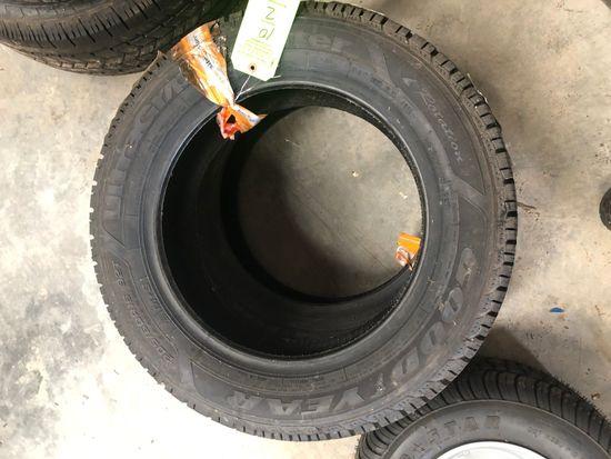 (2) Goodyear Ultra Grip 205/60R16 Winter Tires
