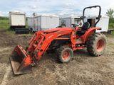 Kubota L5740 4X4 Diesel Tractor