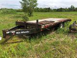 2000 Mid-Atlantic Tandem Axle Deck-Over Trailer