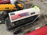 Reddy Heater Kerosene Forced Air Heater