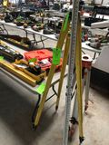 Northwest Automatic Level w/ Tripod & Measuring Stick
