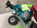 Makita Wheel Brush Sander