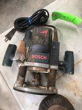 Bosch Plunge Router