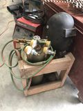 Oxy Acetylene Torch Set w/ Mask
