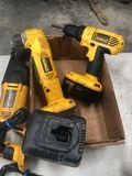DeWalt 18v Tool Set