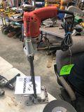 ProTool Adjustable Drilling Stand w/ Milwaukee 1/2