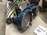 O&M Products Portable Bandsaw