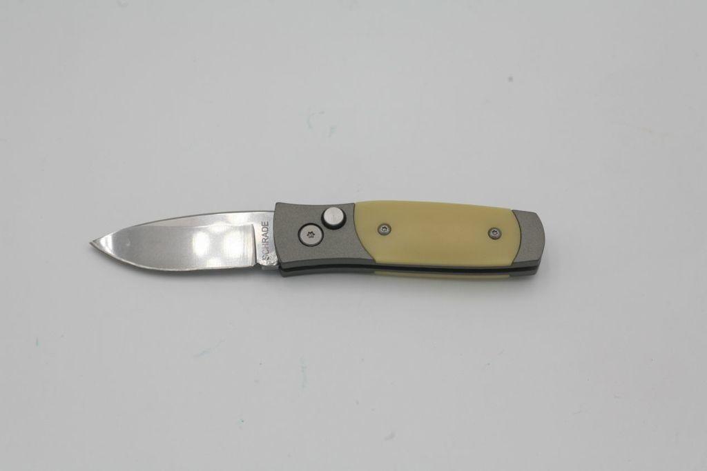 Schrade Smedy Automatic Folding Knife