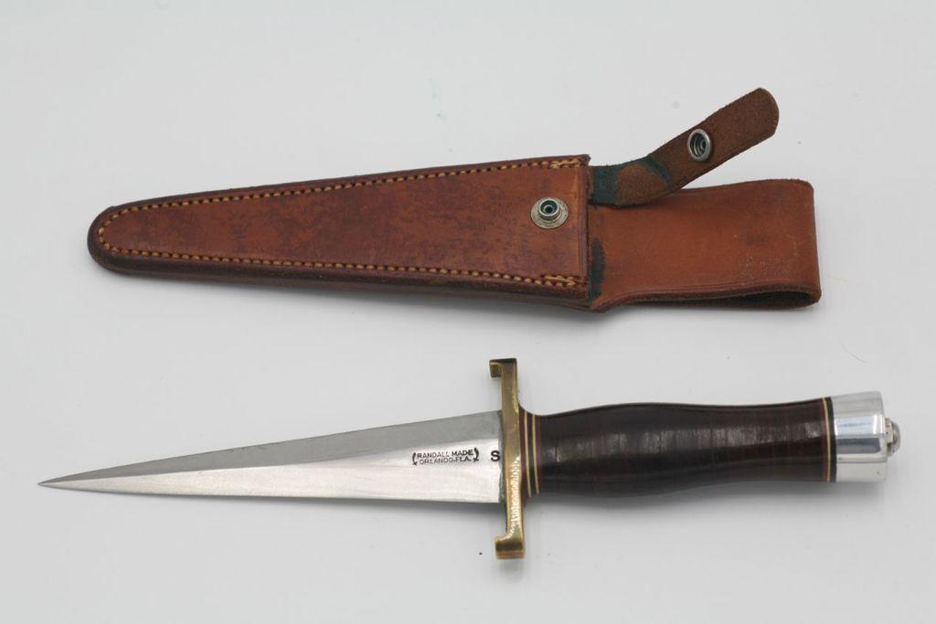 Randall Knives No. 13 Small Arkansas Toothpick
