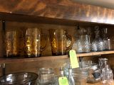 (11) Glass Water Pitchers & Decanters