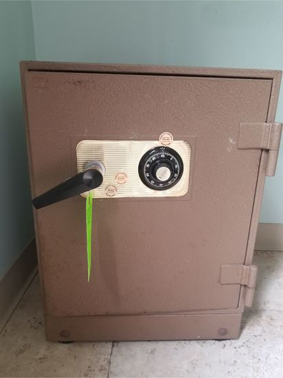 Fire-Insulated Safe