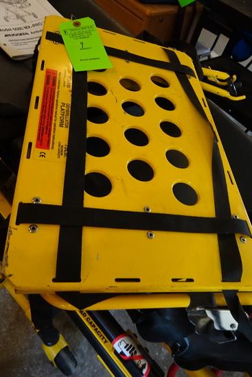 Stryker 6082 defibrillator platform
