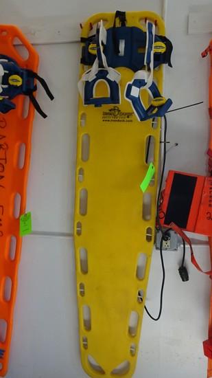 Iron Duck Back Board w/ Speed blocks, head mobilizer