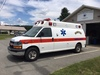 2007 Chevrolet Express Van, Demers Ambulances, Duramax Diesel,  92,376 mile