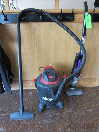 (2) Vacuum Cleaners