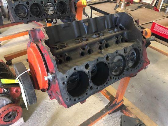 Chevy 350 4-Bolt Rebuilt Standard Block