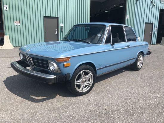 1976 BMW 2002 Sedan