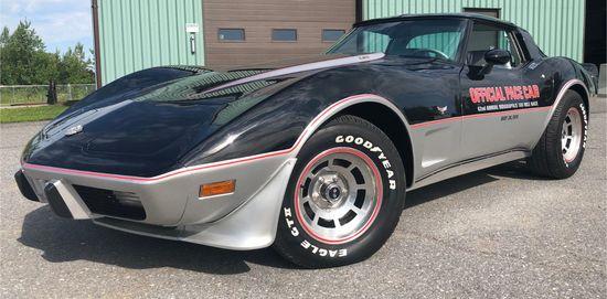 1978 Chevrolet Corvette L-82 Indy 500 Pace Car