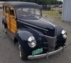 """1940 Ford Deluxe """"Woody"""""""