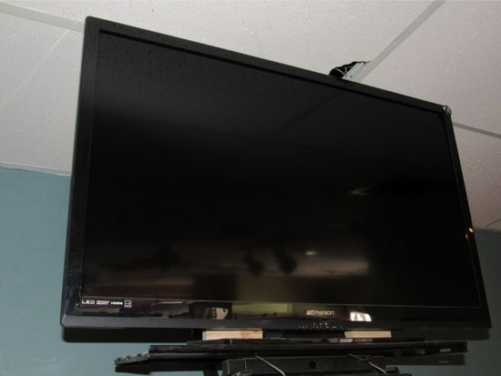 "Emerson 42"" LED Flat Screen TV w/ Wall Mount"