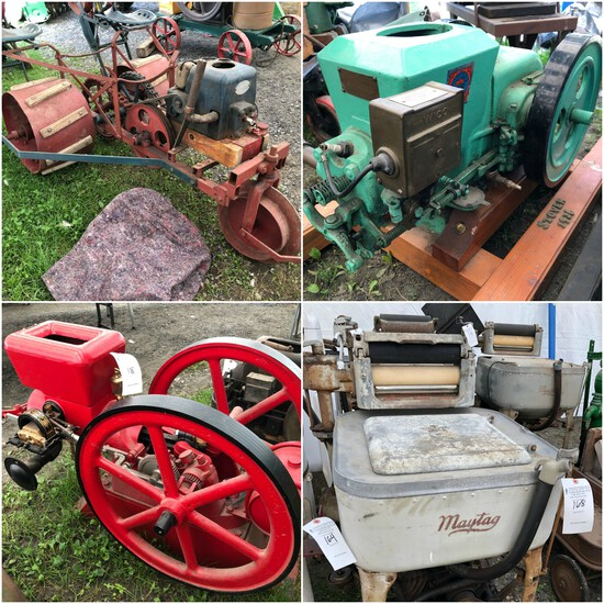 Hit & Miss Engines, Antiques & Collectibles