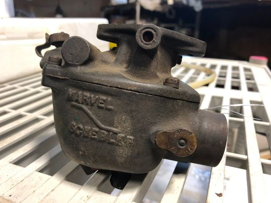 Marble Schebler Carburetor For International Tractor