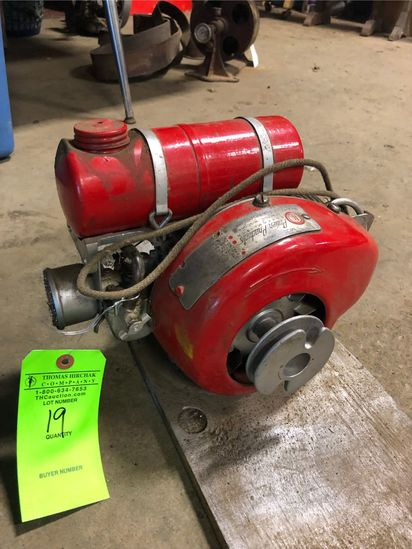 Vintage Power Products Lawn Mower Engine