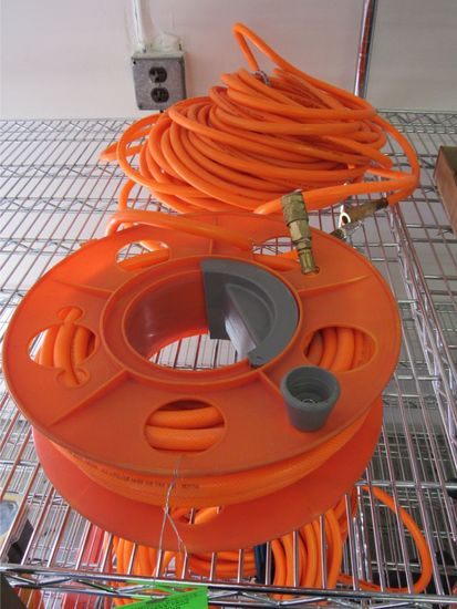 (2) Sections Of Pneumatic Hose