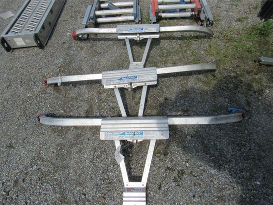 (3) QuickClick Ladder Stabilizers